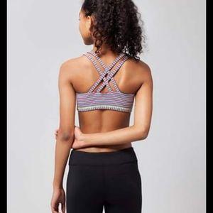 Lululemon Ivivva vitality reversible sports bra